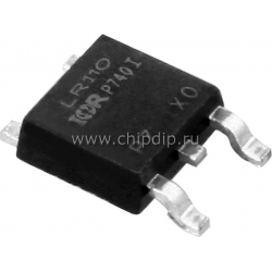 IRLR110PBF, Nкан 100В 4.3А logic DPak