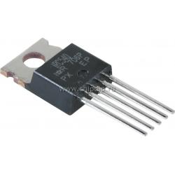 IRC540, MOSFET 100В 28А ток-сенсор