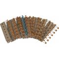 K/CAP1, Набор керамических конденсаторов 224 шт.