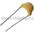 К10-17Б имп.     27пФ NPO,5%,0805, Конденсатор керамический выводной