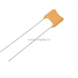 К10-17Б  М47  2400пФ, 10%, Конденсатор керамический выводной