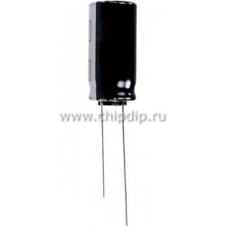ECAP (К50-35),    470 мкФ, 25 В, 105°C, 10x16, B41828A5477M008, Конденсатор электролитический алюминиевый