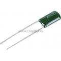 К73-17 имп,    1000 пФ,  630 В, 5-10%, Конденсатор металлоплёночный