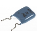К73-17,   0.047 мкФ,  400 В, 5%, Конденсатор металлоплёночный