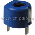 TZ03Z100F169, 2.7-10пФ, конденсатор подстроечный