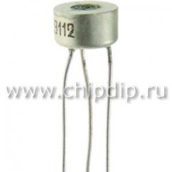 """СП3-19а, 0.5 Вт,   15 кОм, """"5"""", Резистор подстроечный"""