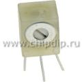 """СП3-19б, 0.5 Вт,     220 Ом, """"5"""", Резистор подстроечный"""