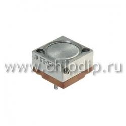 """СП5-2, 1 Вт,    470 Ом, """"5"""", Резистор подстроечный"""