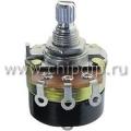 24S1-A100K, L15KC, 100 кОм, Резистор переменный с выключателем