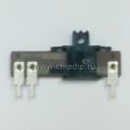 NSL102N-A100K, 100 кОм, Резистор переменный движковый