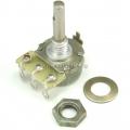 СП3-4АМ, 0.125 Вт, 1 Мом, 3-20, 30%, Резистор переменный