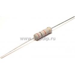 CF-100 (С1-4) 1 Вт,       430 Ом, 5%, Резистор углеродистый