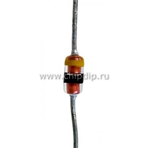 Стабилитрон д814д можно заменить на д814г, д813, д811, кс213 и другие с напряжением стабилизации 10,12 в